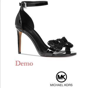 🔥MICHAEL KORS, Paris Ankle Strap Sandal, NWT